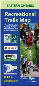 Eastern Ontario Trails Map