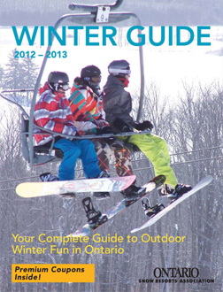 Winter Guide 2012 - 2013